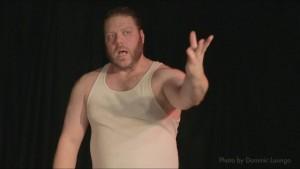 Aaron Krygier - NYC Actor